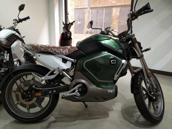 Super Soco Tc Moto Electrica