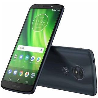 Smartphone Motorola Moto G6 Xt1925 32gb 12mp Tela 5.7 Novo