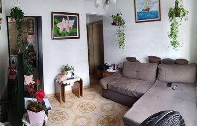 Apartamento Em Aparecida, Santos/sp De 45m² 2 Quartos À Venda Por R$ 208.000,00 - Ap150955