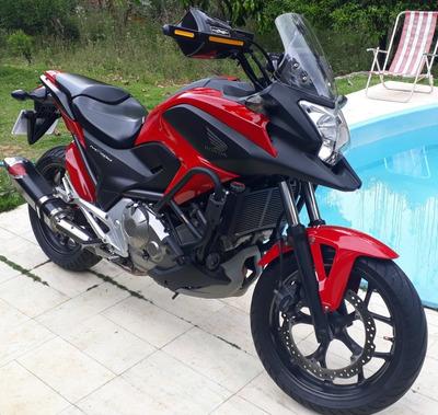 Moto Nc 700x 2013/2013