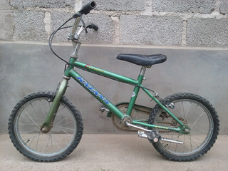Bicicleta Rod 16 Para Niño