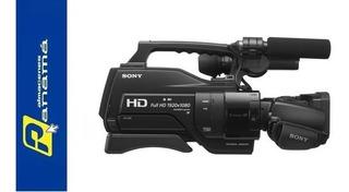 Sony Filmadora Profesional Hxr-mc2500
