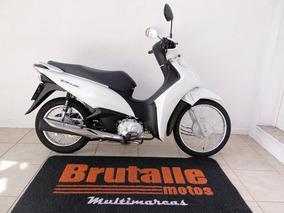 Honda Biz 110i Branca