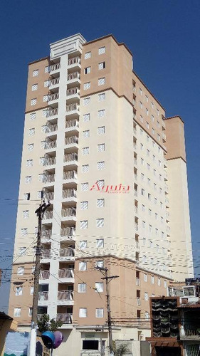 Apartamento Com 3 Dormitórios À Venda, 61 M² Por R$ 349.990,00 - Parque Das Nações - Santo André/sp - Ap1703