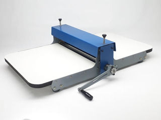 Maquina De Corte E Vinco Manual 81 Cm Reforçada 2 Industrial