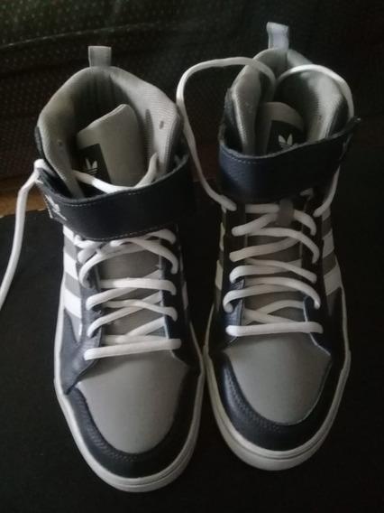Zapatillas adidas Varial Ii Mid Grises