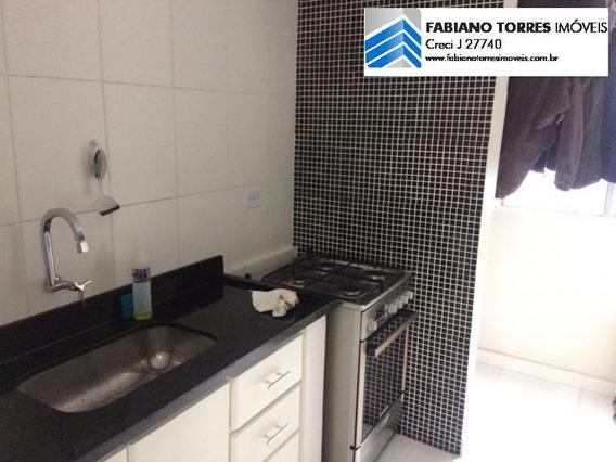 Apartamento A Venda Em São Bernardo Do Campo, Tiradentes, 2 Dormitórios, 1 Banheiro, 1 Vaga - 1788