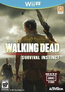 The Walking Dead Survival Instinct Nintendo Wii-u Novo