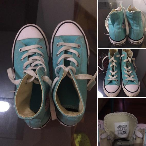 Zapatos Converse De Niña Talla 33