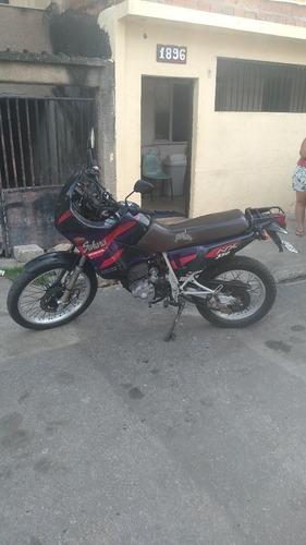 Imagem 1 de 4 de Honda Nx 350 Sahara Nx 350 Sahara