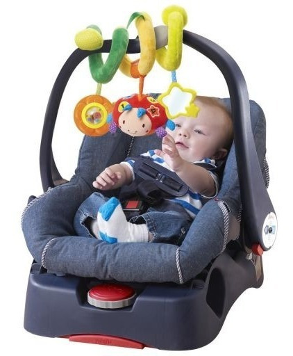 Movil Espiral Baby Paseo Vtech Cuna Coche, Musica Y Sonido