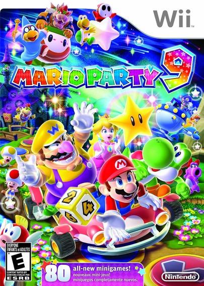 Mario Party 9 Original Oferta! Loja Campinas