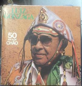 Lp Luiz Gonzaga - 50 Anos De Chão - Box 5 Uni