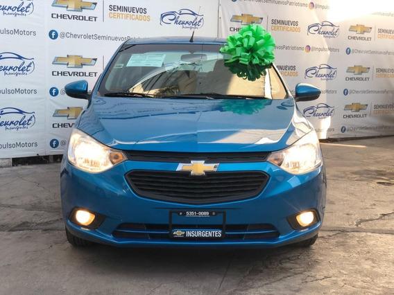 Chevrolet Aveo Version Lt Para Tus Aventuras