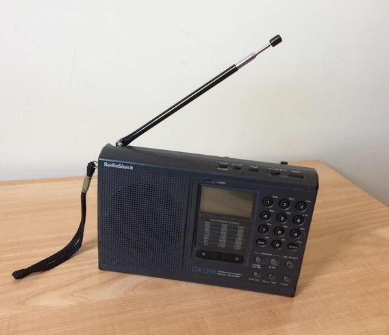 Rádio Shack Dx-396 Am/sw/fm Stereo Digital