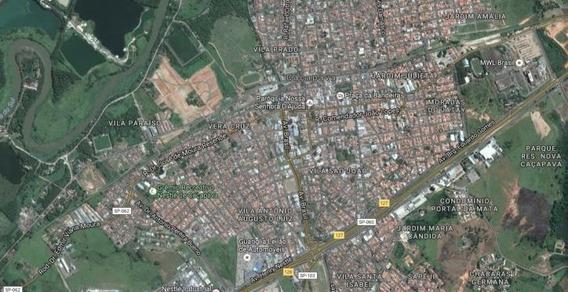Terreno Comercial À Venda, Vila Antônio Augusto Luiz, Caçapava - Te0099. - Te0099
