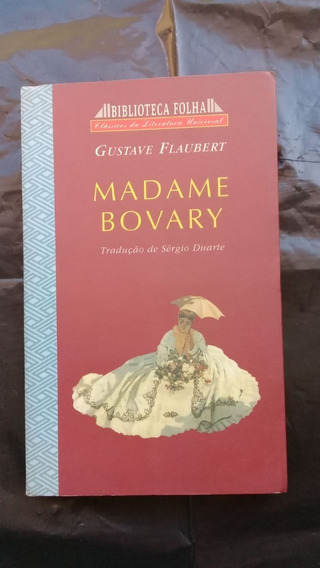 Livro: Madame Bovary - Biblioteca Folha - Volume 1