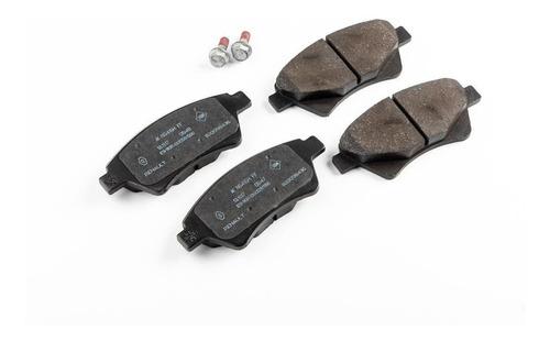 Imagen 1 de 6 de Pastillas Frenos Renault