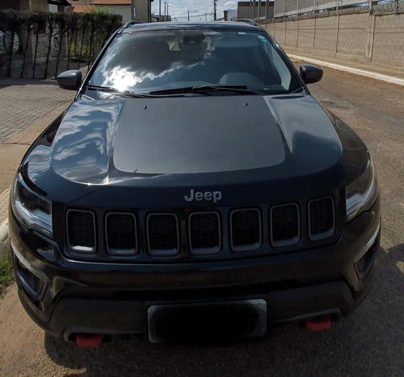 Jeep Compass Trailhawk 2.0 16v Diesel 4x4 Automático