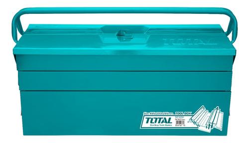 Caja Herramientas Met. Total Tools/495x200x290mm/3 Niveles