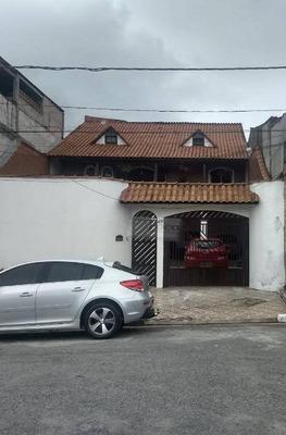 Sobrado Com 4 Dormitórios À Venda, 150 M² Por R$ 600.000 - Parque Piratininga - Itaquaquecetuba/sp - So0363
