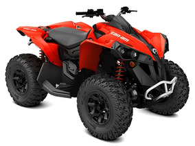 Cuatriciclo Can Am Renegade 570 2017 0km - Atv Latitud Sur