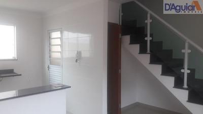 Casa Nova Em Condomínio Fechado A 600 Metros Do Metro Tucuruvi Com Duas Suítes E Uma Vaga - Dg967