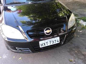 Chevrolet Prisma 1.4 Preto 4portas