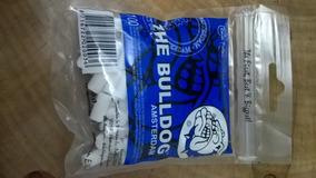 10 Pacotes De Filtro The Bulldog 8mm C/100 Unid. Cada