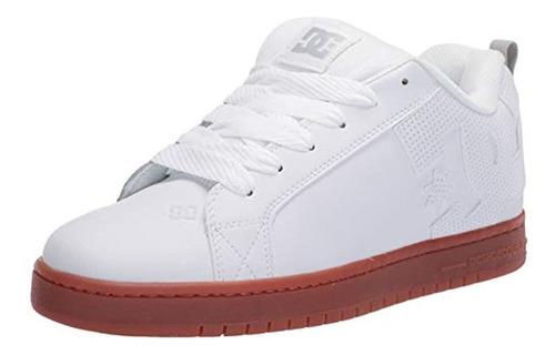 Zapato De Skate Dc Court Graffik Para Hombre