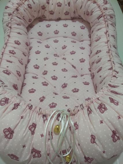 Ninho Bebê Dormir - Redutor Berço - Moises - 2