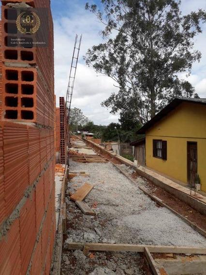 Casa Com 2 Dormitórios À Venda, 49 M² Por R$ 130.000 - Rs118 - Viamão/rs - Ca0489