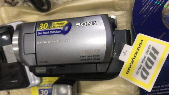 Filmadora Sony Dcr-sr60 A+nova Do Mercado Rara Frete Grátis*