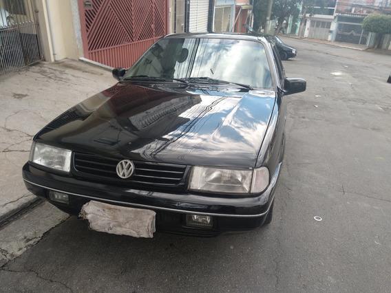 Volkswagen Santana 2.0 1996 Preto Completo