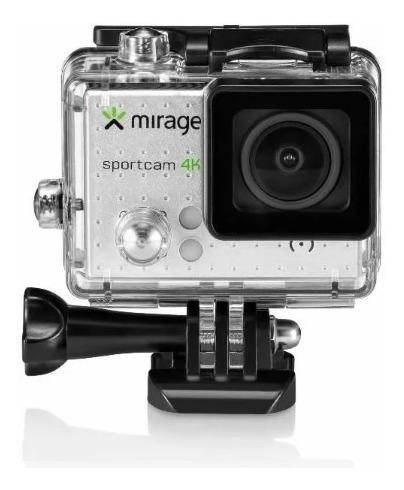 Cãmera De Ação Mirage Sport 4k