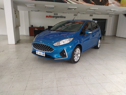 Ford Fiesta Se Plus Powershift