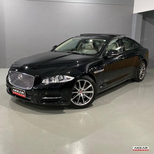 Imagem 1 de 15 de Jaguar Xj 3.0 Portfolio Supercharged V6 24v Gasolina 4p