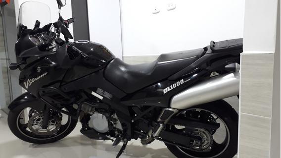 Vendo Suzuki Vstrom Dl 1000 Modelo 2012
