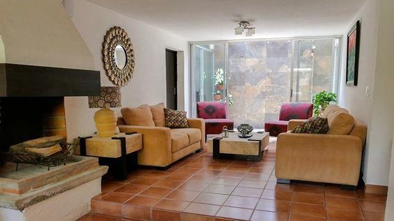 Santa Ursula Xitla, Hermosa Casa En Condominio, 4 Recámaras
