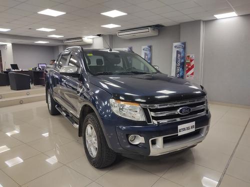 Ford Ranger Limited At Cd 2012