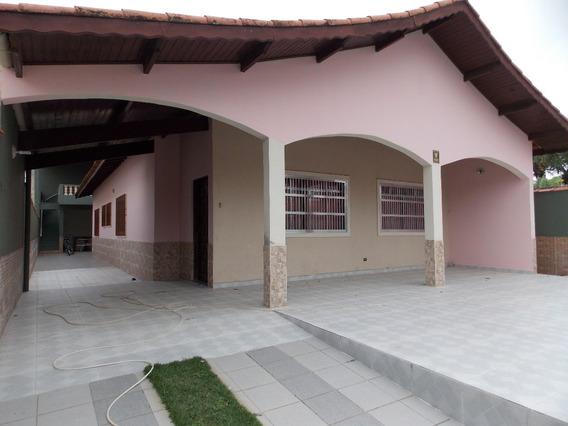 Casa C/ Edícula No Bairro Convento Velho Em Peruíbe Venda