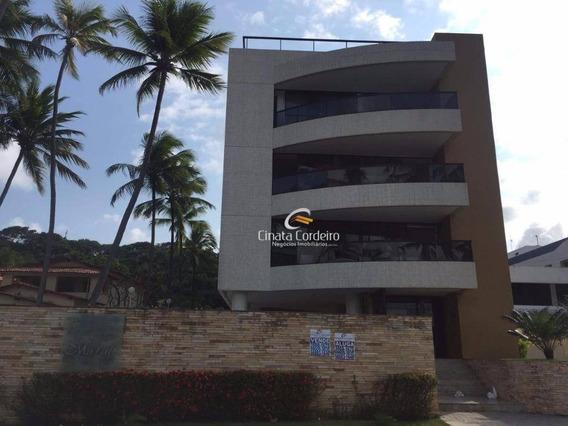 Apartamento Residencial À Venda, Cabo Branco, João Pessoa. - Ap0768