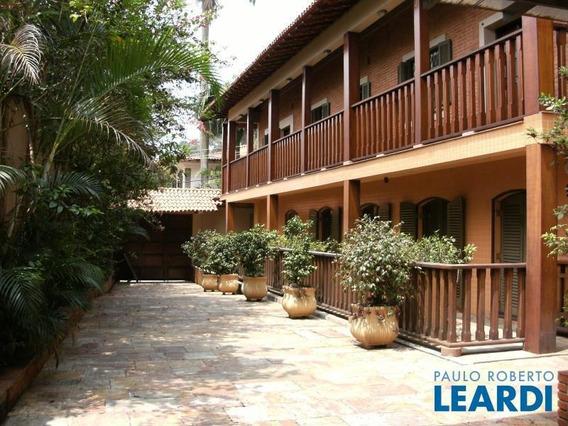 Casa Assobradada - Pacaembú - Sp - 273567