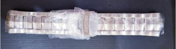 Pulseira Relógio Orient Mbttc002 (titanium)