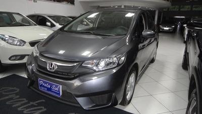 Honda Fit 1.5 Lx 2015 Completo, Placa A, Pneus Novos, Novo