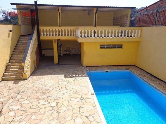 Casa Residencial À Venda, Região Central, Caieiras. - Ca0455