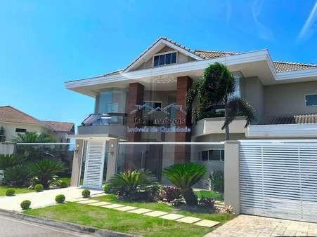 Casa - Barra Da Tijuca - Condomínio Del Lago - Porteira Fechada - B3a1
