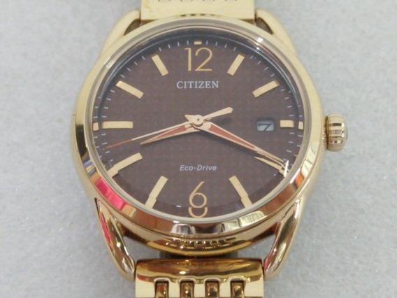 Reloj Citizen Eco Drive. Mod. J810-s108667. Como Nuevo.