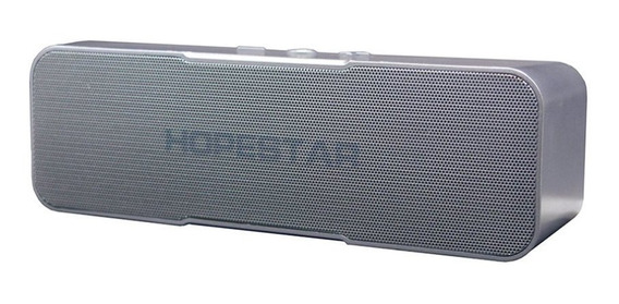 Tira De Prata Hopestar-h13 Bluetooth Speaker