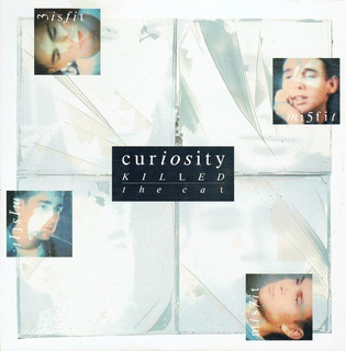 Curiosity Killed The Cat - Misfit Vinilo Maxi Made In Usa!